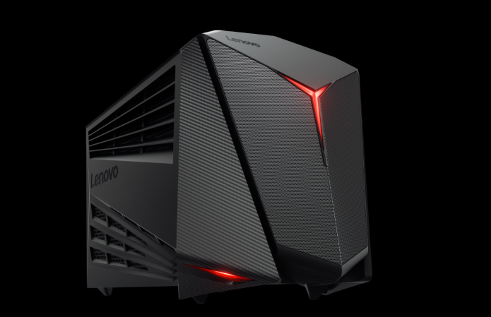 VR to Go : Meet Lenovo's Box-Shaped Gaming PC