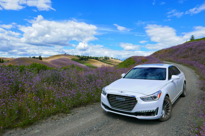 2017 Genesis G90 First Drive Review : Rattling the cage of established luxury players