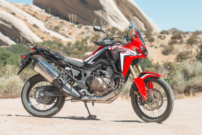 2016 Honda CRF1000L Africa Twin - ROAD TEST Review