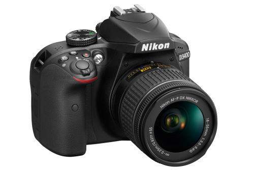Nikon D3400 DX Format Entry Level DSLR Announced