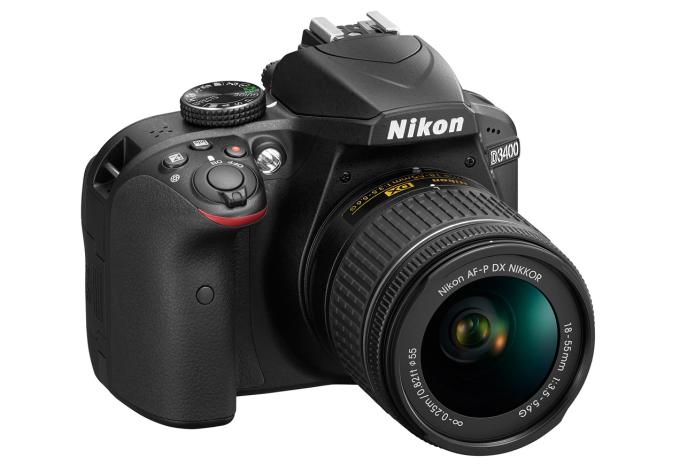 Nikon D3400 DX Format Entry Level DSLR Announced