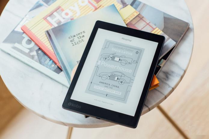 Kobo Aura One E-Reader Review