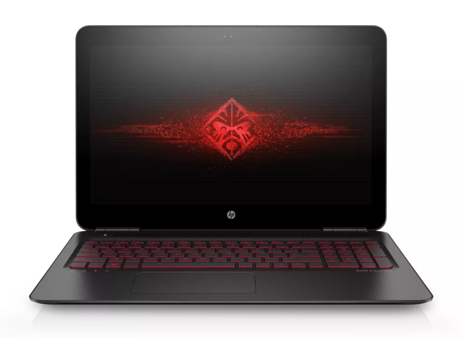 HP's Omen 17 Packs Desktop-Class Graphics, Sexy Design