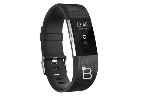 Here's Your First Look at Fitbit's New Trackers
