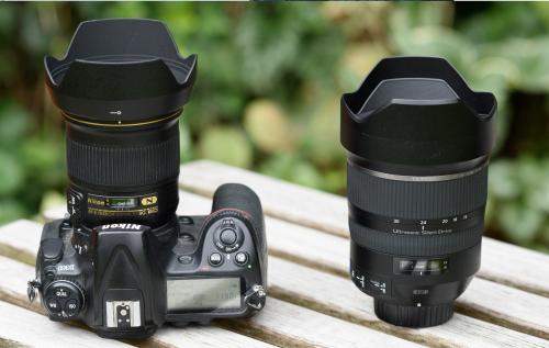 What are the sharpest lenses for each camera system?