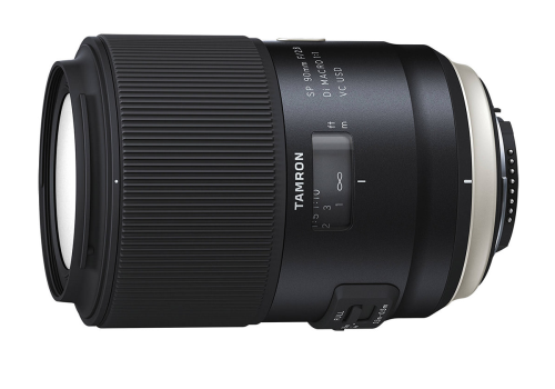 Tamron SP 90mm f/2.8 Di Macro Lens Announced for Sony A-mount