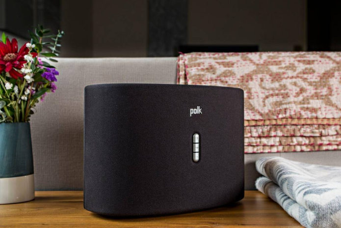 Polk Omni S6 wireless speaker review : Play-Fi hardware is still hobbled by Play-Fi software