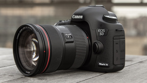Canon EOS 5D Mark IV preview: The 30-megapixel monster