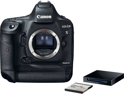 Canon EOS-1D X Mark II : What you need to know