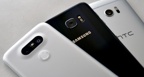 Galaxy S7 Edge vs. LG G5 vs. HTC 10: Which Android has the best camera?