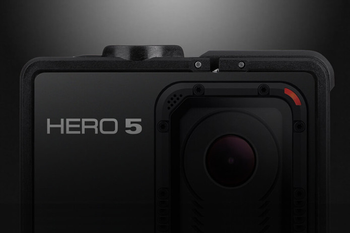 GoPro HERO5 Black specs and images leaked