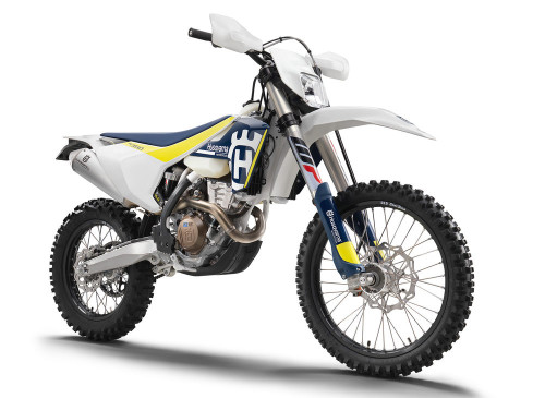 2017 Husqvarna Enduro Models – FIRST LOOK REVIEW