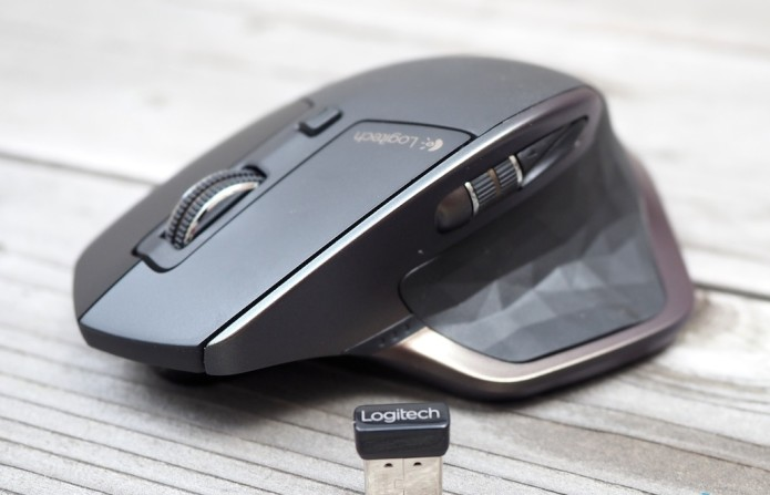 MX Master review: Logitech's mouse is smooth, sturdy, and versatile