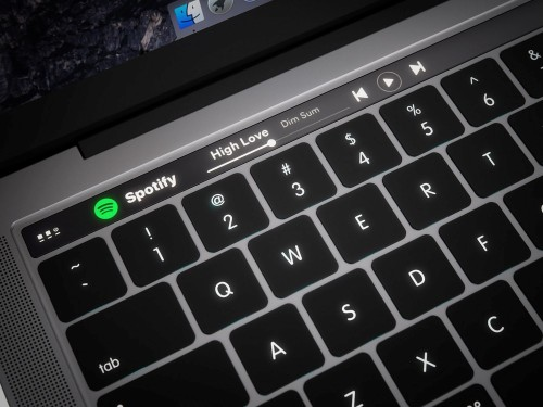 Next MacBooks to Get OLED Keys, Touch ID : Rumor Roundup