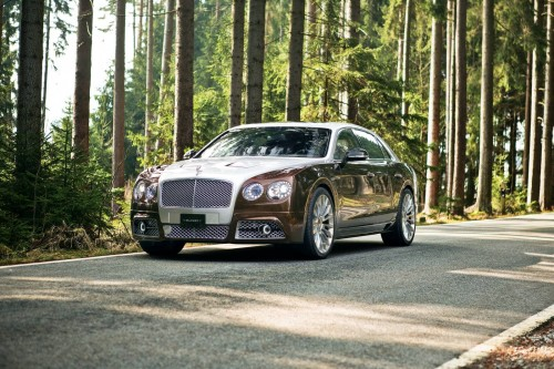 2016 Bentley Flying Spur Review: Lavish is an understatement