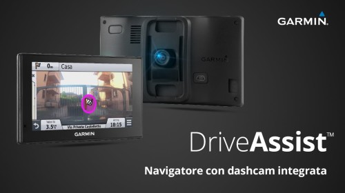 Garmin DriveAssist 50LMT-D review