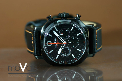 Movas Military Chronograph II Watch Review