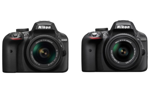 Nikon D3400 vs D3300 Comparison Review