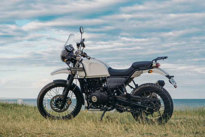 Royal Enfield Himalayan - FIRST IMPRESSION REVIEW