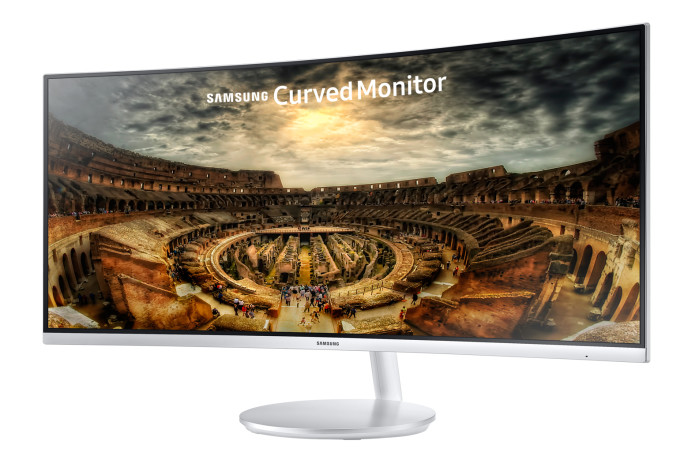 Samsung Targets Gamers With Gorgeous Curved Displays