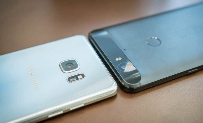 Samsung Galaxy Note 7 vs Google Nexus 6P : Which is best?