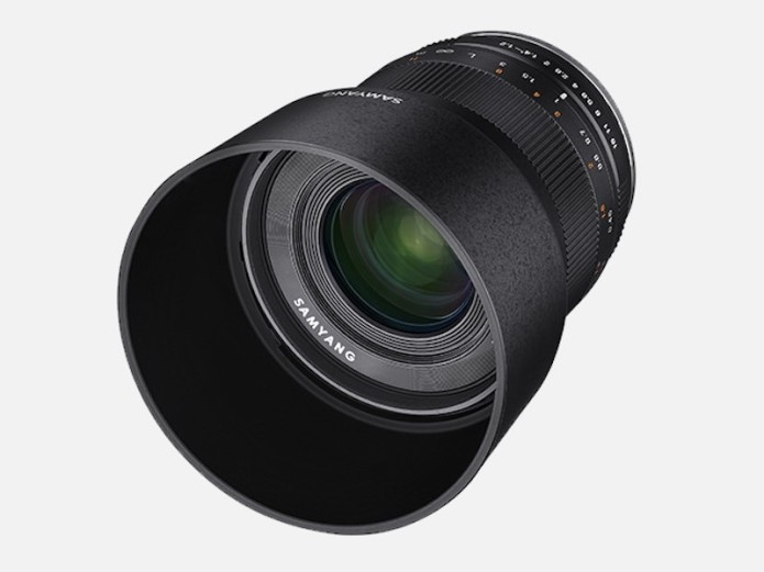 Samyang 35mm f/1.2 ED AS UMC CS lens officially announced