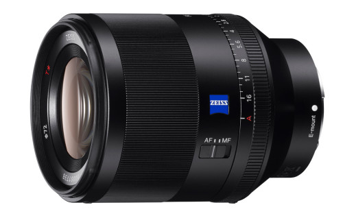 Sony Planar T* FE 50mm f/1.4 ZA review