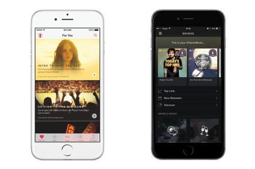 Apple Music vs Spotify: What's the difference?