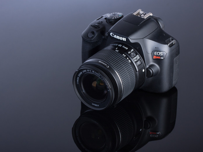 Canon T6 Review -- Now Shooting! Image Quality Comparison