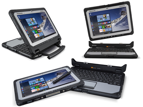 Hands on: Panasonic ToughBook CF-20 review