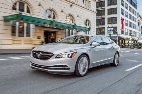 2017 Buick LaCrosse vs. Chevrolet Impala: Buy This, Not That