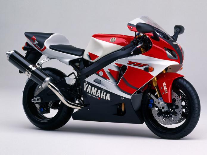 Top 10 Yamaha Sportbikes