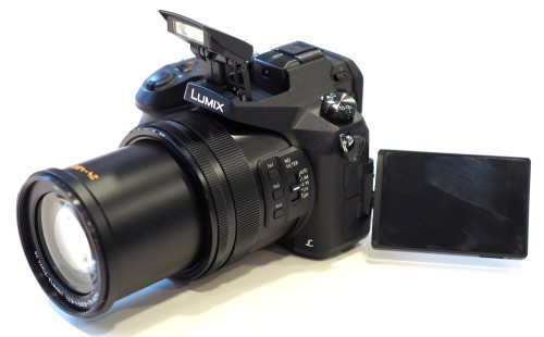 Panasonic Lumix FZ2000 preview: A 4K video feast, the end of the camcorder as we know it?