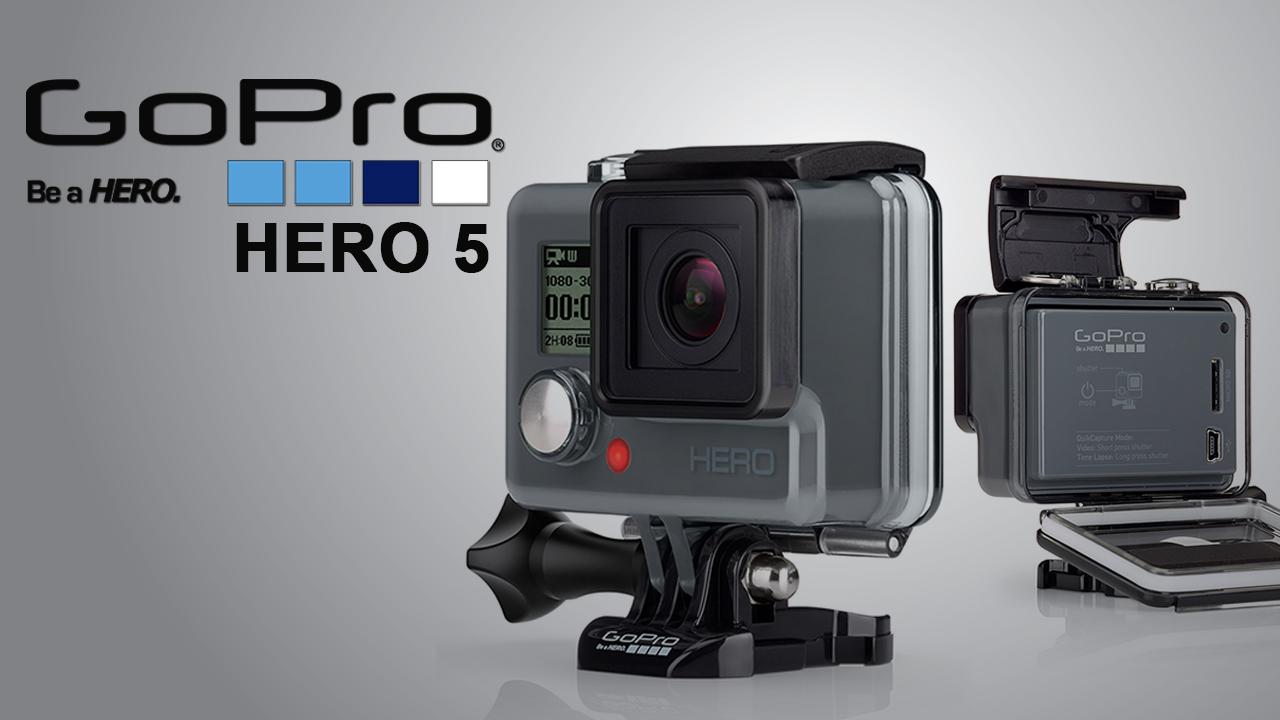 Come Utilizzare i Comandi Vocali delle Nuove GoPro Hero 5 ...