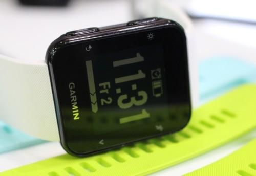 Garmin Forerunner 35 first look review : A feature-packed running watch on a budget