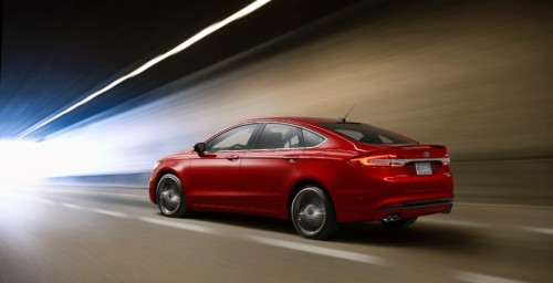 Ford Fusion Sport vs. Lincoln MKZ: Buy This, Not That