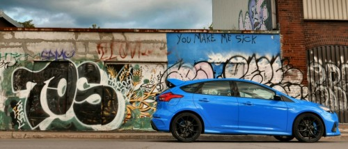 The 2016 Ford Focus RS takes on 3 Rivals in High Performance compact showdown