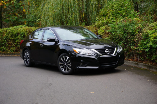 2016 NISSAN ALTIMA SL REVIEW