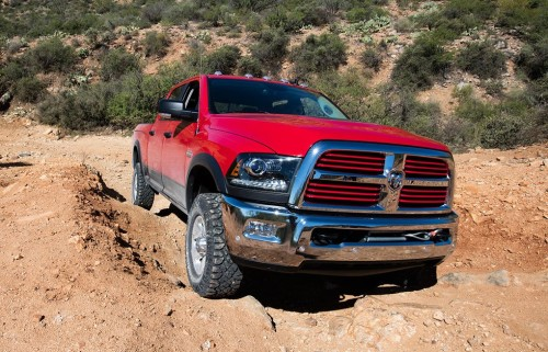2016 RAM 2500 Power Wagon Crew Cab 4×4 review