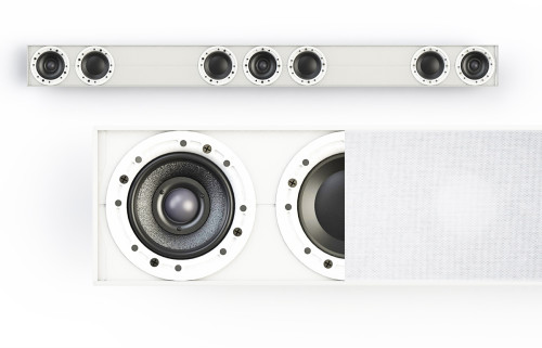 Morel SoundWall LCR4 SW In-Wall Modular Soundbar System Review