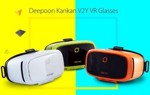 Deepoon Kankan V2Y Review