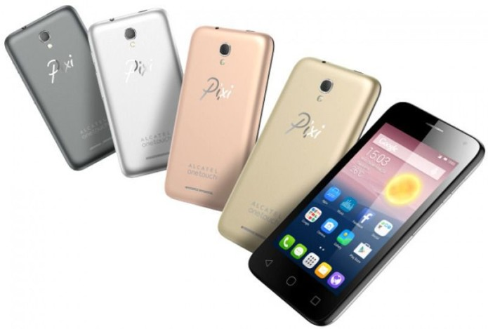 Alcatel OneTouch PIXI 4 Hands-on Review