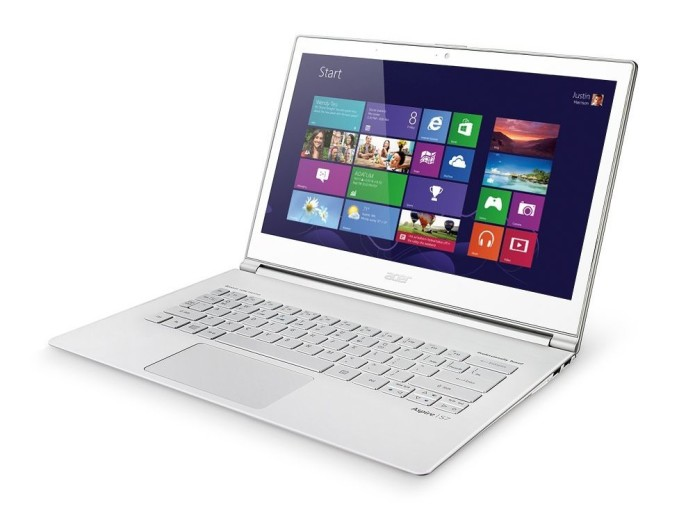 The Acer Aspire S7 is Now the World's Thinnest Notebook