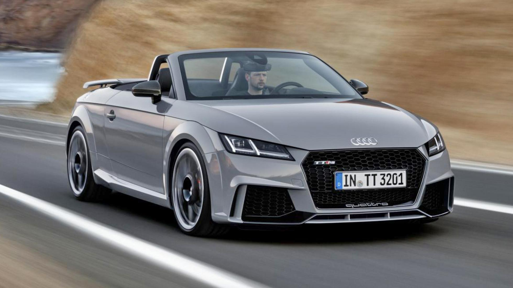 audi tt rs review a serious upgrade with serious. Black Bedroom Furniture Sets. Home Design Ideas