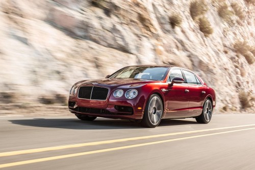 2017 Bentley Flying Spur V8 S First Drive
