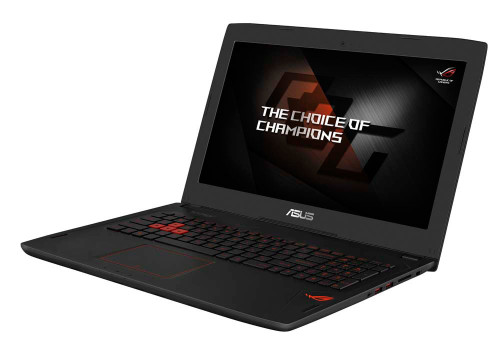 Asus ROG Strix GL502VS Video Review