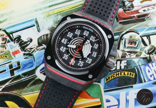 Gorilla Fastback Watch Hands-On