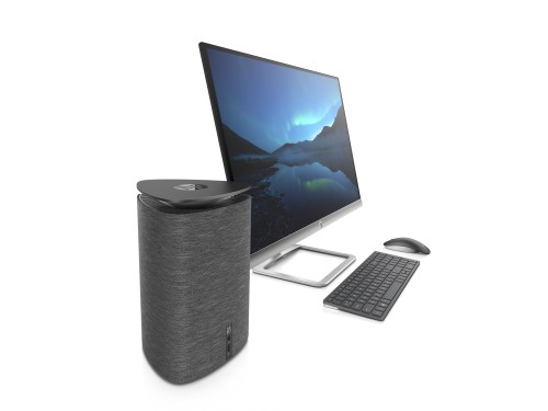 Hands-on : HP Wave Crams Full PC in a Speaker