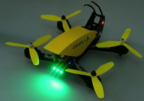 Ideafly Grasshopper F210 Quadcopter – Meet the World's Fastest Drone!