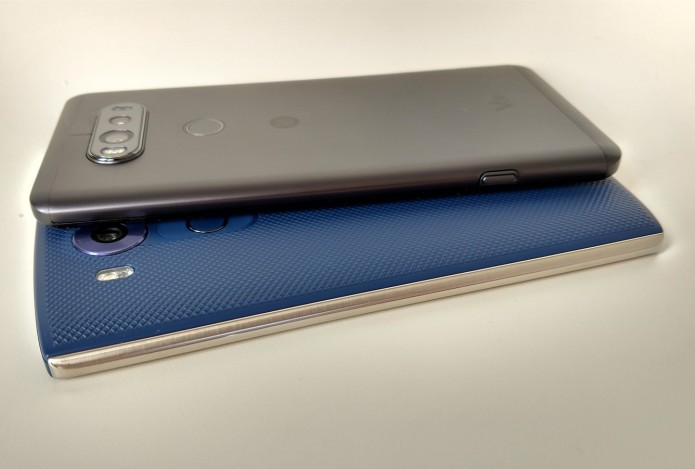 LG V20 Hands-on Review : First impressions - Refining what works